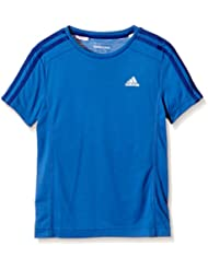 adidas Jungen T-Shirt Essentials 3-Stripes Crew