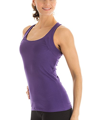 Winshape, Damen Cross Back Top Fitness Freizeit Sport Essential