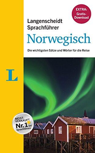 """Langenscheidt  Sprachführer Norwegisch - Buch inklusive E-Book zum Thema """"Essen & Trinken"""": Die wichtigsten Sätze und Wörter für die Reise"""