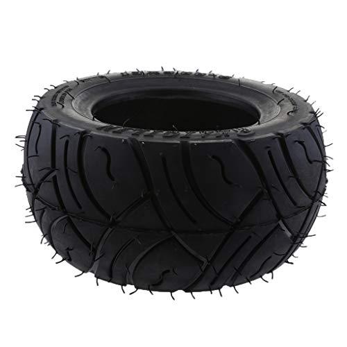Shiwaki Gummi Reifen Roller Sommerreifen 13x5.00-6 Größe für Elektroroller, ATV Quad, Dirt Bike und Motorrad - Motorrad Bike Dirt Reifen