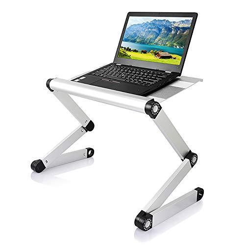 L&Z Notebook Holder/Notebookständer Ergonomisch Notebook Laptop Ständer Tisch Bett Frühstück...