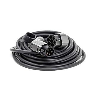 EV OneStop Einfache, Erschwingliche, Einfach, EV EV/elektrischen Auto–Ladekabel–Typ 1auf Typ 2| 16Amp | 10Meter |