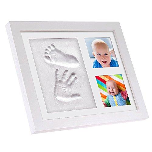 - und Fußabdruck-Kit Tolles Geschenk für die Babyparty oder Taufe - (Disney Ostern Körbe)