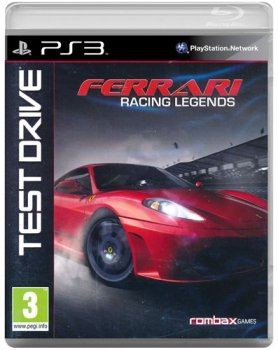 Test Drive: Ferrari Racing Leg. PS3 AT