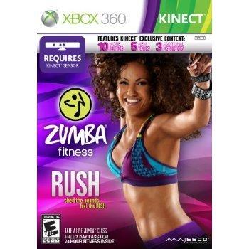 Buengna Zumba Fitness Rush Xbox 360