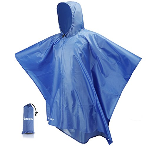 Poncho Impermeable Grande, Etersky...