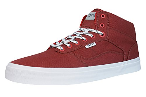 Vans Bedford Men, Baskets Basses Homme Marron - Marrón