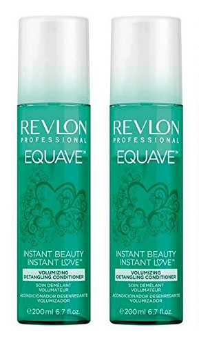 Revlon Equave Volumizing Detangling Conditioner SET 2 x 200ml - Detangling Conditioner
