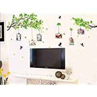 New Bird Memory Tree Large Wall Stickers Home Decor Living Room DIY Mural Art Decals Branch Removable Wall Sticker