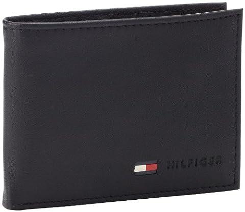 Tommy Hilfiger Men's Multi-Portemonnaie, Schwarz - schwarz - Größe: One size