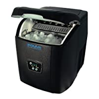 Polar Manual Fill Counter Top Ice Maker with 10 Kg Output Per 24 Hours Commercial Restaurant