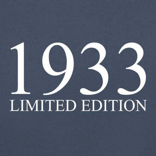 1933 Limierte Auflage / Limited Edition - 84. Geburtstag - Herren T-Shirt - 13 Farben Navy
