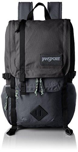 Jansport Unisex-Erwachsene Beil Rucksack, O/S, Grey Tar (Jansport Rucksack Herren)