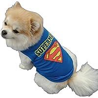 Inception Pro Infinite Traje - Superman - Superhéroe - Perro de Acero - Perro (XS