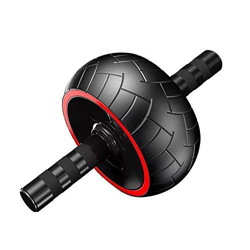 TFGY Riesenrad Bauch Rad Bauch Reiner Naturkautschuk Bauchmuskel Rad Roller Bauch Training Senden Mat