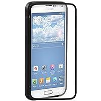 kwmobile TPU Silikon Hülle für Samsung Galaxy S5 Mini - Full Body Protector Cover Komplett Schutzhülle Case in Schwarz Transparent