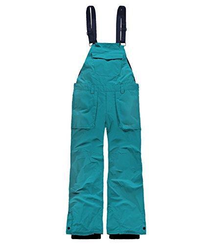 O´Neill Skihose Snowboardhose Latzhose Exile blau WP 10.000mm Zipper (152)