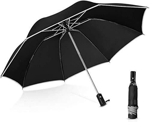 Paraguas Plegable automático Reversible Negocios