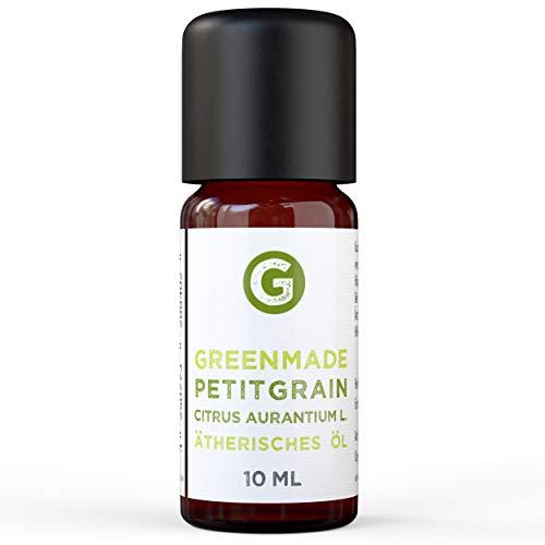 Petitgrain Öl 10ml - 100% naturreines, ätherisches Öl von greenmade -