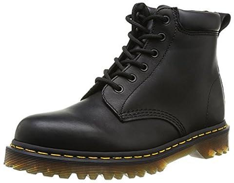 Dr. Martens 939 Ben Boot, Boots homme - Noir (Black Greasy), 44 EU (9.5 UK)