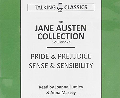 The Jane Austen Collection: Pride and Prejudice & Sense and Sensibility (Talking Classics)