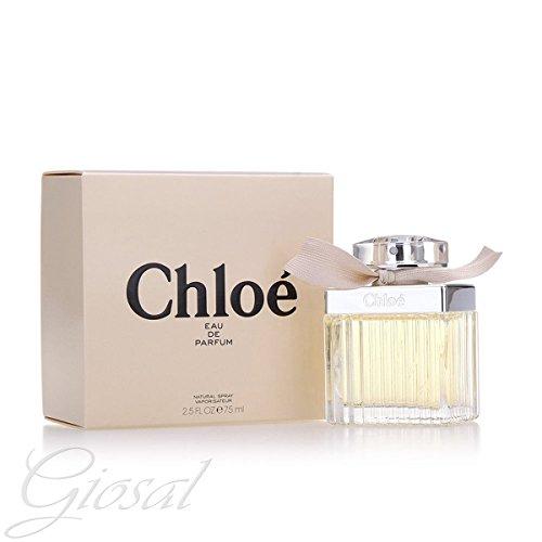 Profumo chloè eau de parfum donna femminile 30ml 50ml 75ml giosal-30ml