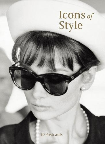 Icons of style postcards par Collectif