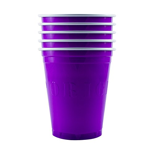 Original Cup Pack de 20 Gobelets américains, GVI53-20, Violet, 53cl