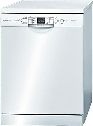 Bosch SMS53M32FF Lave Vaisselle Pose Libre 60 cm Nombre de Couverts: 13 Classe: A Blanc