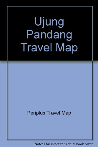 Ujung Pandang (Periplus Travel Maps)