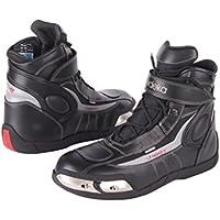 Modeka LE MANS 2 Motorradstiefel Leder - schwarz Größe 38