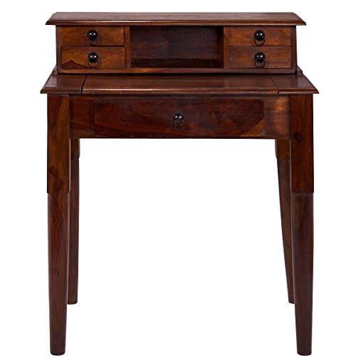 Butlers HOPKINS Sekretär Schreibtisch Holz Antik Möbel Klein