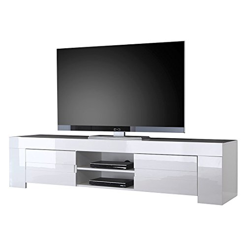 LC spa TV Armario EOS Grande con 2 Puertas, 190 x 45 x 50 cm, Color...