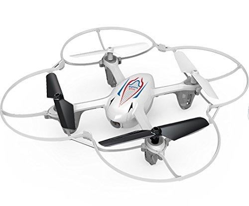 SATKIT Quadcopter Drone SYMA X11C 2. 4GHz 4CH 6Axis Gyro RC con Camara HD