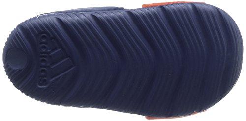 adidas Unisex Baby Altaswim Badeschuhe, Violett (Super Purple/Haze Coral/Easy Coral), 23 EU -