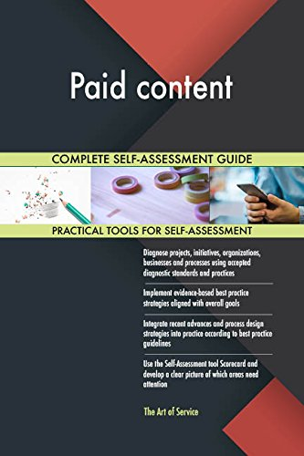 Paid content All-Inclusive Self-Assessment - More than 700 Success Criteria, Instant Visual Insights, Comprehensive Spreadsheet Dashboard, Auto-Prioritized for Quick Results
