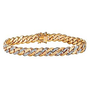Palm Beach Jewelry - Herren Armband mit Diamanten