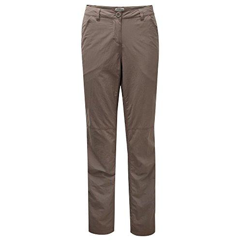 Craghoppers NosiLife pantaloni da donna - Pantaloni da viaggio Cafe Au Lait