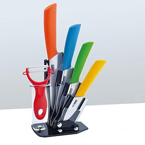 silicone-bakeware-ceramic-knife-set-including-holder-multi-colour