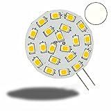 G4 LED 21SMD, 3W, neutralweiss, Pin seitlich - hochwertiges LED Ersatzleuchtmittel für Halogenlampen von Isolicht
