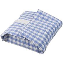 Lurch 220901 Pausenbrot Wrap It karo blau
