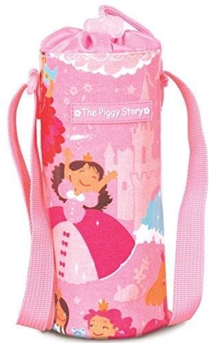 Die Piggy Story Kind Insulated wischfest Tragbares Flasche Tasche für 500ml Flaschen, leuchtenden Farben
