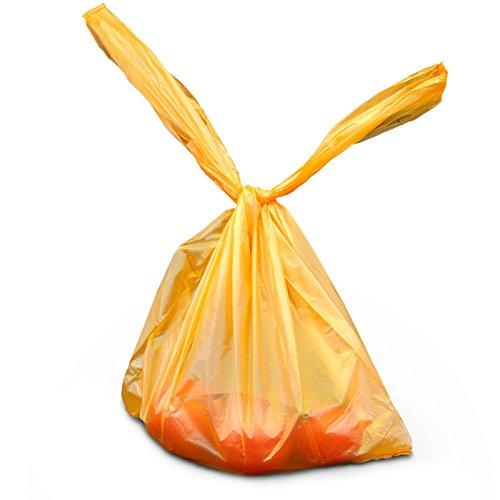 Tüten 500 Knotenbeutel 5 kg Hemdchentaschen geblockt