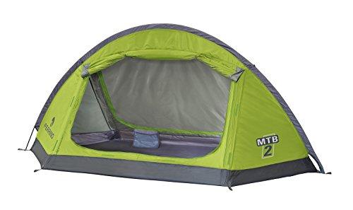 Ferrino mtb, tenda, unisex, verde, 2