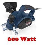 Elektro Einhandhobel Hobel 600W - POW 1520
