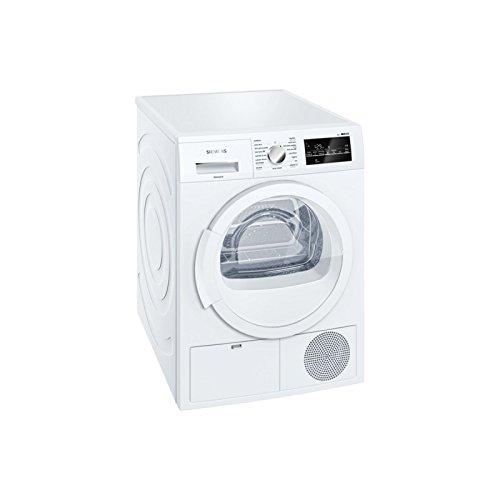 Siemens-lb iq500 - Secadora condensación wt46g210ee 8kg blanco clase de eficiencia energetica b