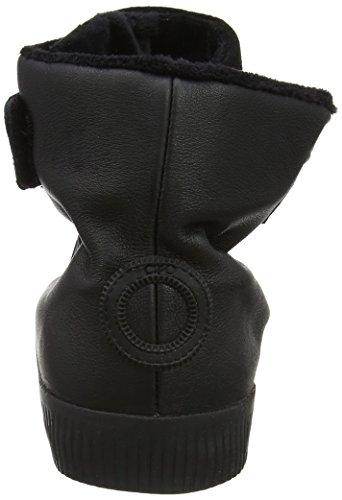 Aro Noelle 3496, Baskets Montantes Noires Pour Femme