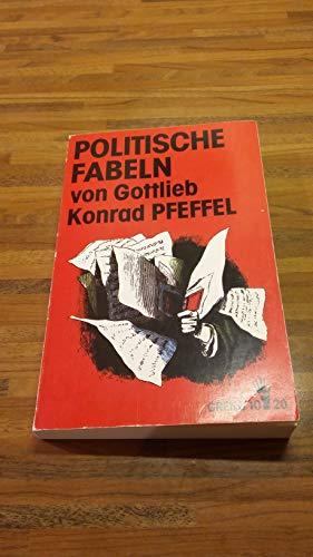 Politische Fabeln und Erzählungen in Versen.