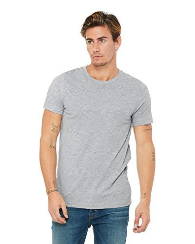 Soft Yoke (Bella+Canvas Womens Super Soft Athletic Yoke T-Shirt (3001C) -Athletic H -3XL)