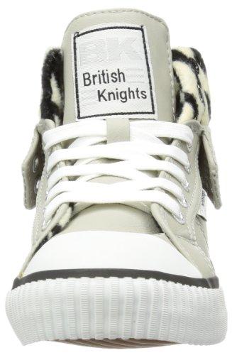 British Knights ROCO B32-3731 Damen Sneaker Grau (ice/white tiger 4)